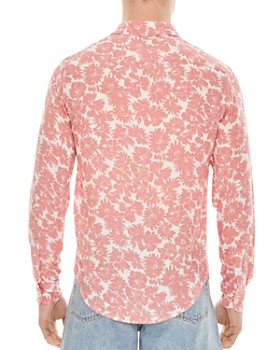 Sandro - Flower Slim Fit Shirt