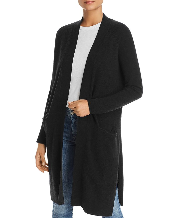 C by Bloomingdale's - Cashmere Duster Cardigan - 100% Exclusive