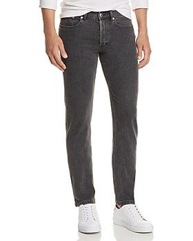 A.P.C. - Petit New Standard Slim Fit Jeans in Gris