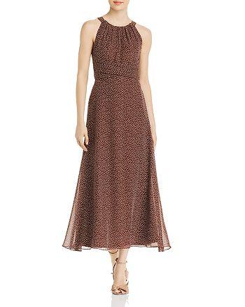 Adrianna Papell - Darling Dot Midi Dress