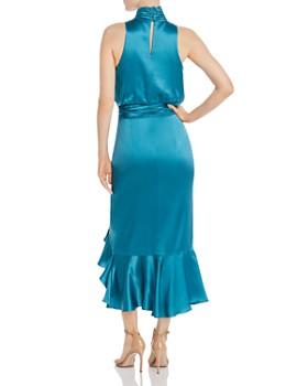 Cinq à Sept - Winona High-Neck Silk Dress