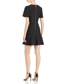 kate spade new york - Paneled Mini Dress