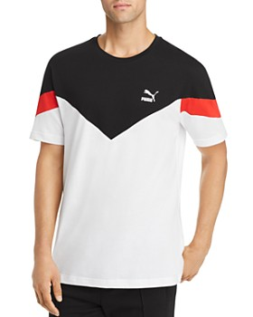 PUMA - Iconic MCS Color-Block Tee