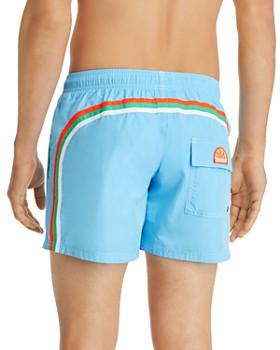 SUNDEK - Back-Stripe Swim Trunks