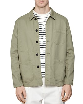 REISS - Conley Worker Jacket