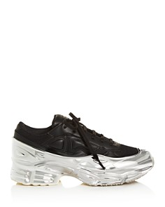 Raf Simons for Adidas - Women's RS Ozweego Low-Top Sneakers