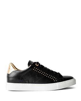 Zadig & Voltaire - Women's ZV1747 Studded Sneakers