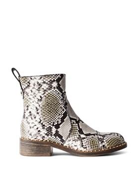 Zadig & Voltaire - Women's Empress Wild Mid-Calf Boots