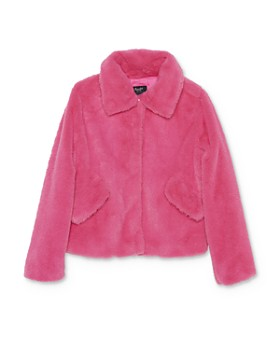 Bardot Junior - Girls' Cole Faux-Fur Jacket - Big Kid