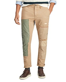 Polo Ralph Lauren - Classic Tapered Fit Paint-Splatter Pants