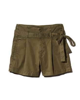 Camile Paper Bag Waisted Shorts by Dl1961