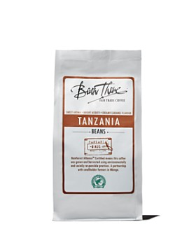 Bean There Coffee Company - Tanzania Fair Trade Coffee Beans, 8 oz.