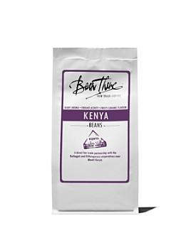 Bean There Coffee Company - Kenya Fair Trade Coffee Beans, 8 oz.