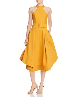 C/MEO Collective - Confirmative Belted Dress