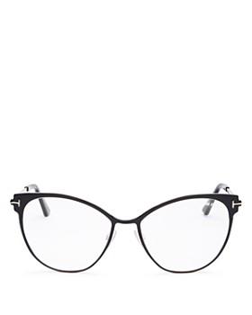 c5f14c973bb7 Tom Ford - Women's Cat Eye Blue Filter Glasses, ...