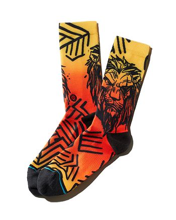 Stance - x Disney The Lion King Scar Socks