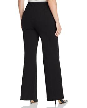 Lyssé Plus - Pull-On Trouser Jeans in Black