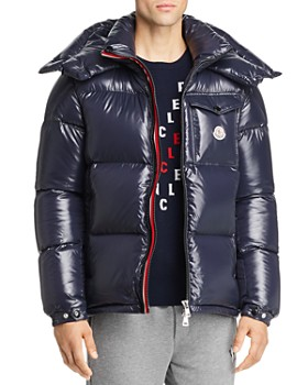 Moncler Prevot Hooded Down Jacket, Maglia Flag Ringer Tee