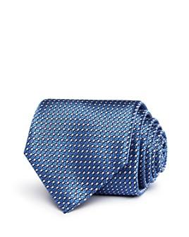 Canali - Bolts & Spools Classic Silk Tie
