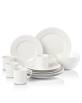 kate spade new york - Wickford Dinnerware Set, 16 Piece