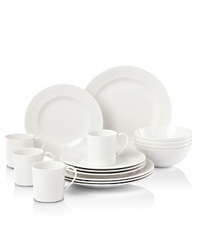 kate spade new york - Wickford Dinnerware Set, 16 Piece