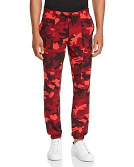 Michael Kors - Performance Camo Jogger Pants