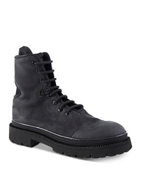 Salvatore Ferragamo - Women's Combat Boots