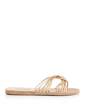 Ancient Greek Sandals - Women's Xanthi Slide Sandals