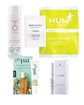 Bloomingdale's - Choose 4 samples with any $75 Wellchemist purchase!