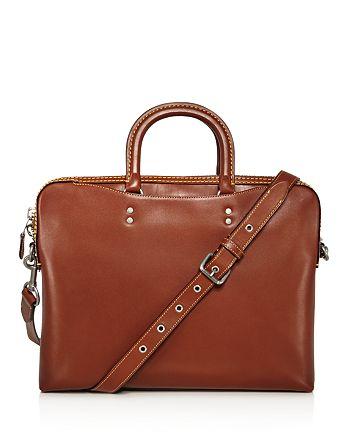 COACH - Visetos Large Sling Bag