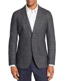 John Varvatos Star USA - Melange Unconstructed Slim Fit Sport Coat