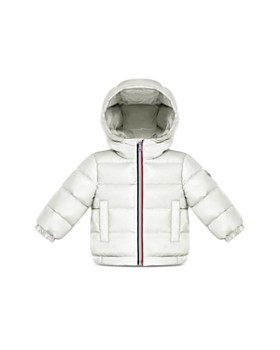 Moncler - Unisex New Aubert Striped-Zip Jacket - Baby