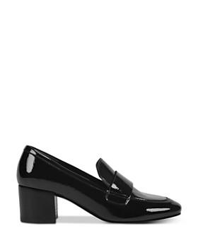 Marc Fisher LTD. - Women's Hudson Block Heel Loafers