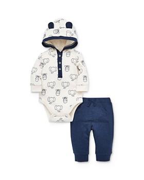 Little Me - Boys' Safari Bodysuit & Jogger Pants Set - Baby