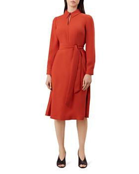 HOBBS LONDON - Georgiana Collared Dress