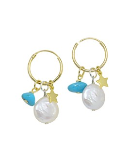 AQUA - Mix & Match Hoop Charm Bar - 100% Exclusive