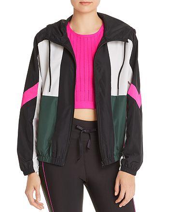 AQUA - Color-Block Jacket - 100% Exclusive