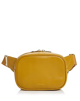 STATE - Crosby Leather Belt Bag