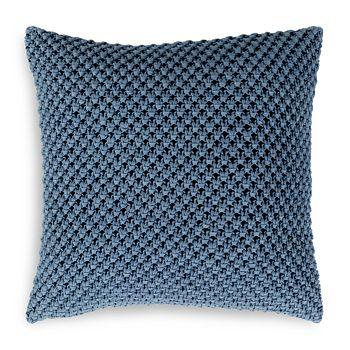 "Surya - Godavari Throw Pillow Denim, 18"" x 18"""