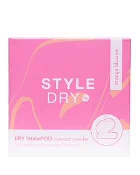 STYLEDRY - Dry Shampoo Compact Powder - Orange Blossom