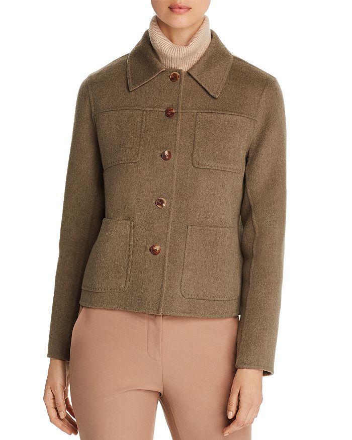 Lafayette 148 New York - Tomasa Wool & Cashmere Short Jacket