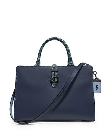 COACH - 1941 Color-Block Serra Satchel