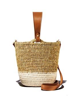 Khokho - Zandi Woven Bucket Bag