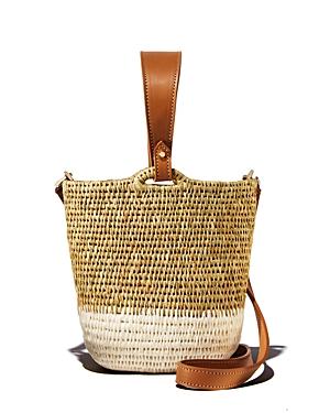 Khokho Zandi Woven Bucket Bag