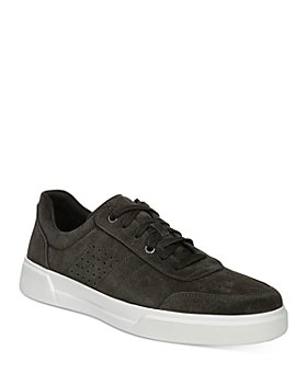 Vince - Men's Barnett Suede Low-Top Sneakers