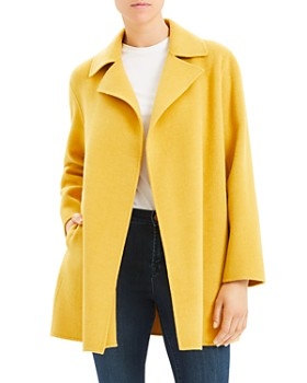 Theory - Theory Wool & Cashmere Open Jacket