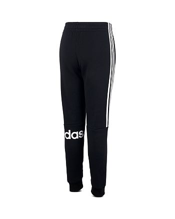 Adidas - Boys' Core Linear Jogger Pants - Little Kid