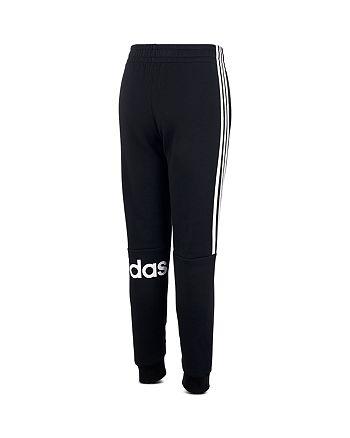 Adidas - Boys' Core Linear Jogger Pants - Little Kid