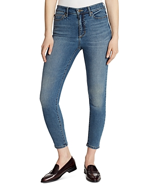 Ella Moss High-Rise Skinny Ankle Jeans