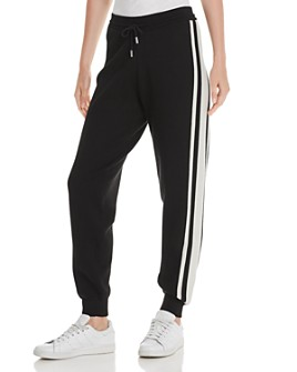 Notes du Nord - Madison Track Stripe Jogger Pants